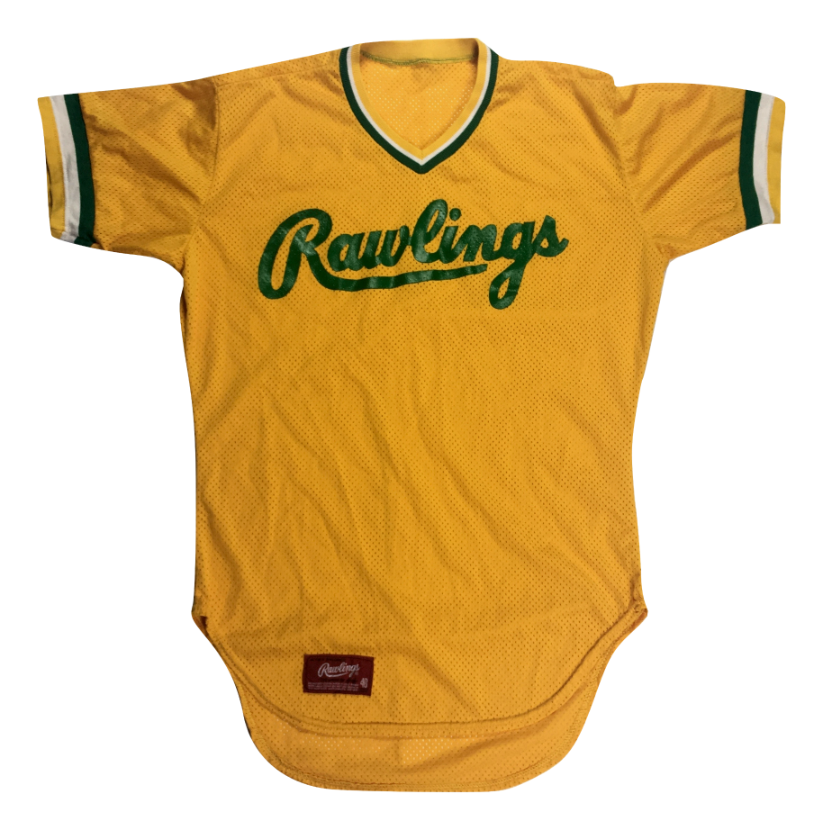Image of Rawlings Oakland Authentic colorway Jersey
