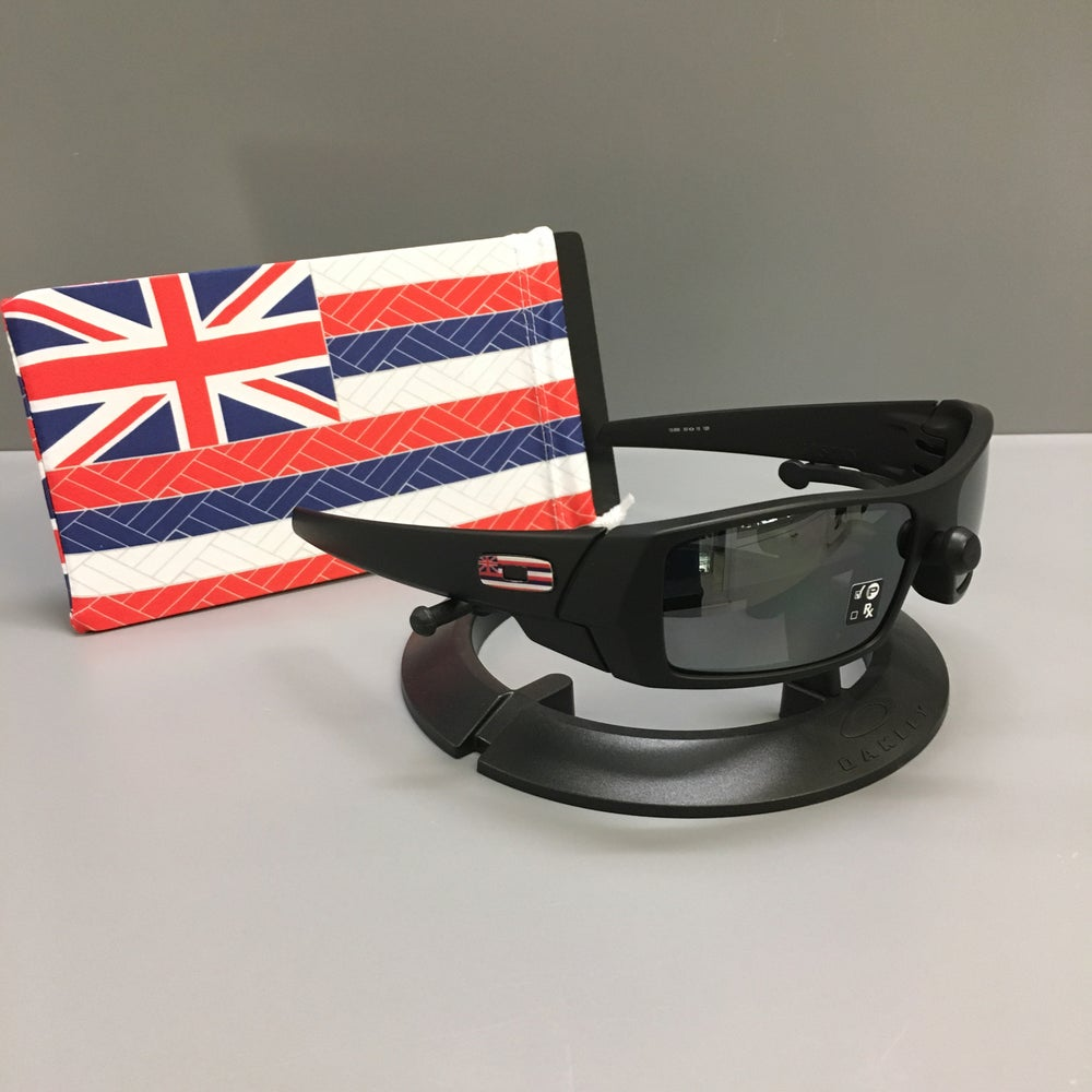 Image of HAWAIIAN ICON OAKLEY GASCAN NON-POLARIZE