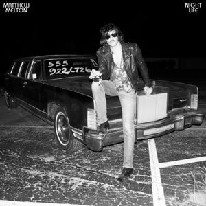 "Image of MATTHEW MELTON ""NIGHT LIFE"" LP"