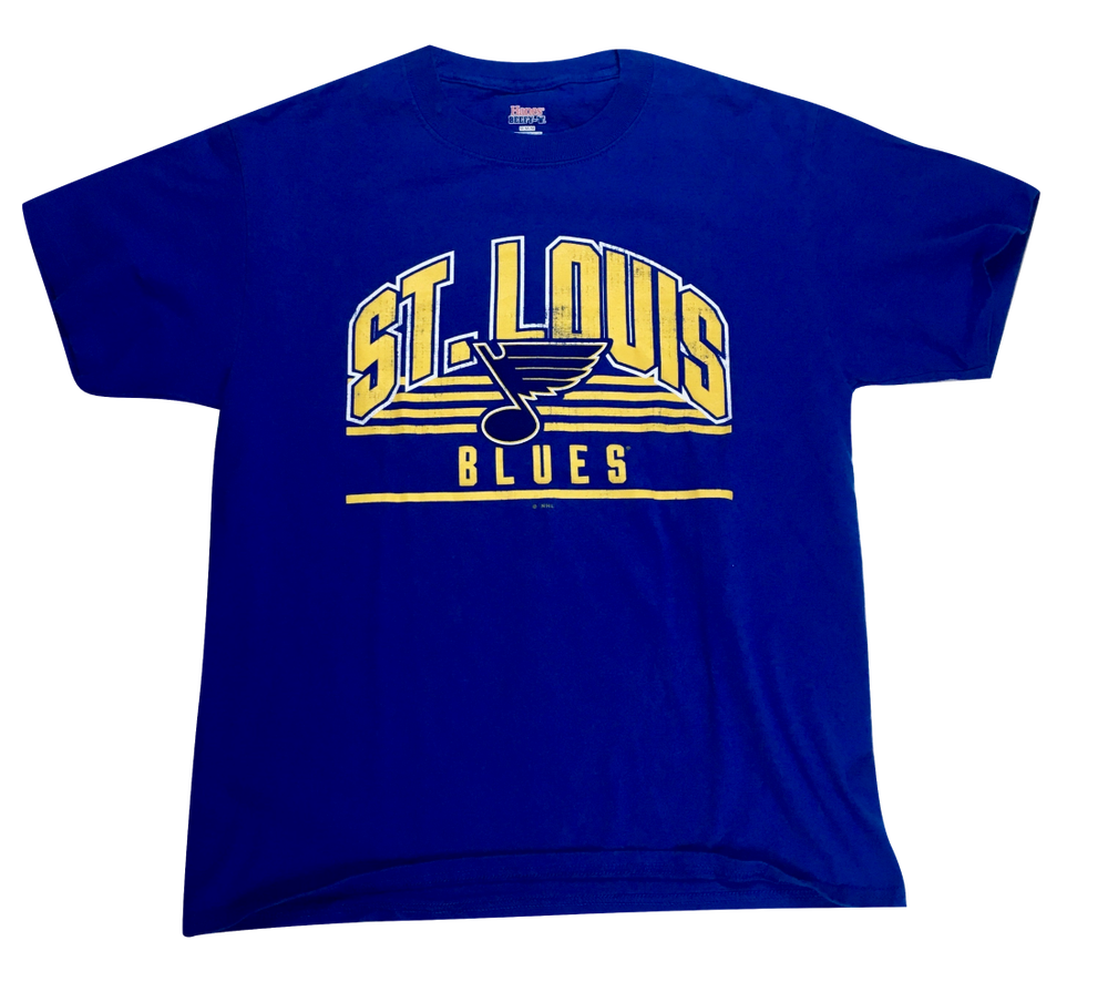 Image of ST. Louis blues T-Shirt