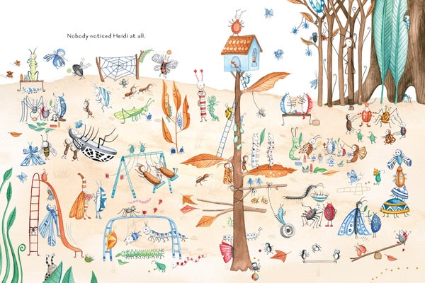 Image of The Playground, Twig, giclee print