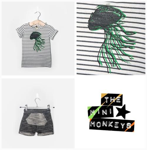 Image of T-shirt caballo o medusa