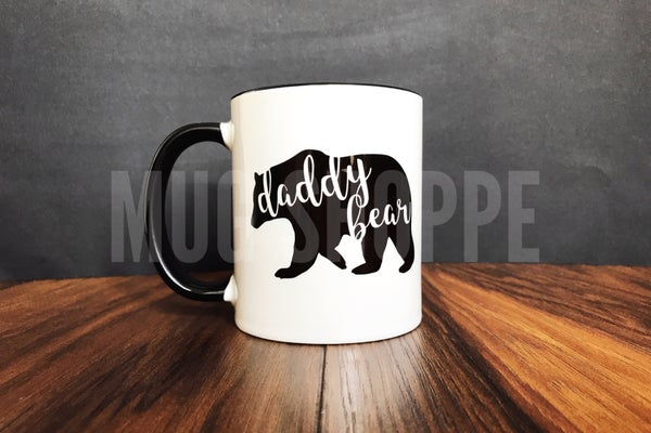 Image of Daddy Bear Mug
