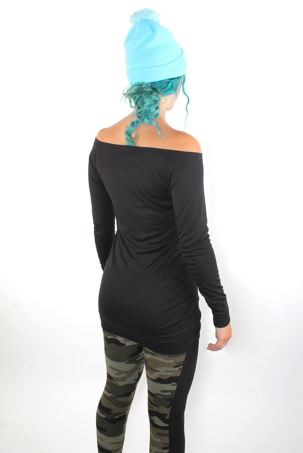 Long sleeve SIKA galdem tag dress