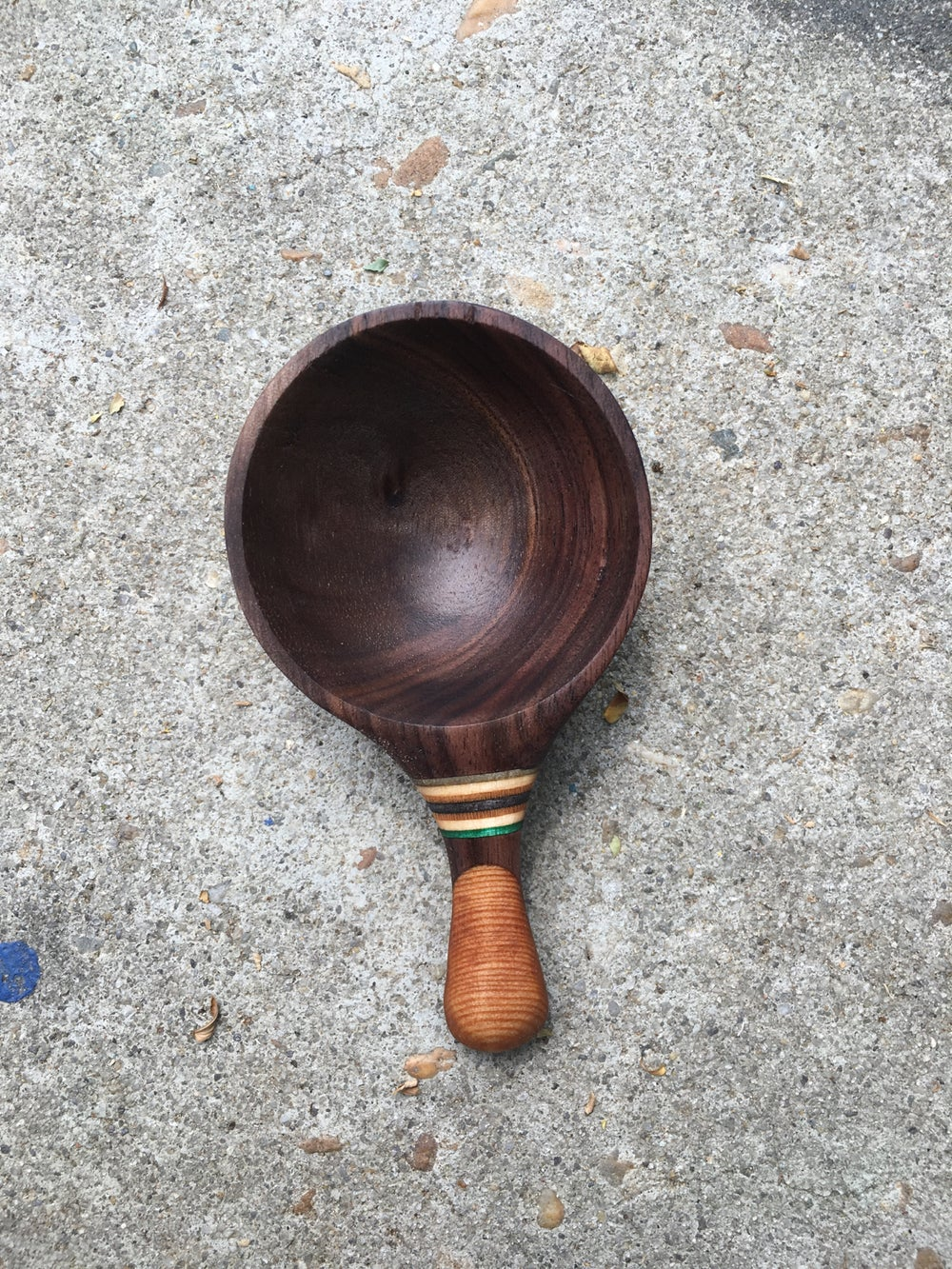 Image of Black Walnut Scoop