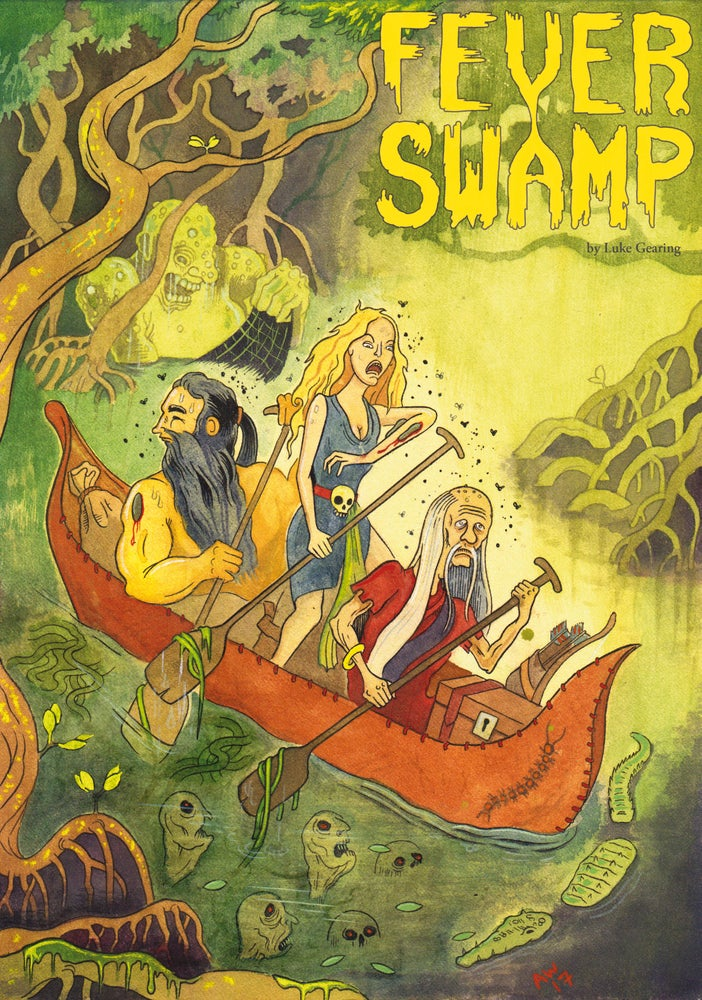 Image of Fever Swamp (print & PDF)