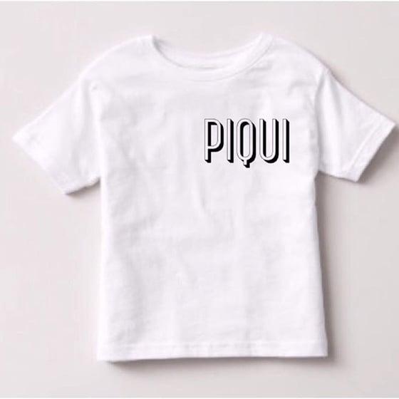 Image of PIQUI tee