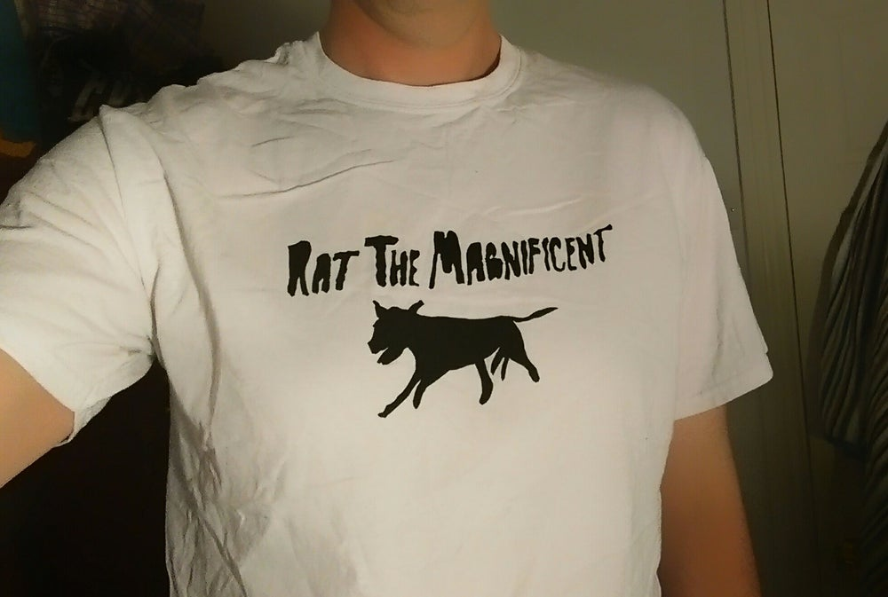 Image of Rat The Magnificent Dog Shirt