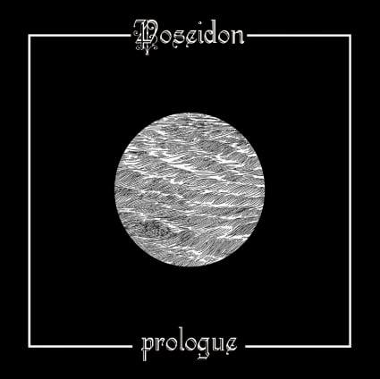 "Image of Poseidon - Prologue ""Dark Beginnings"" Black Vinyl LP"