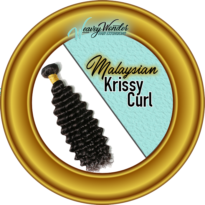 Image of Virgin Malaysian Krissy Curl