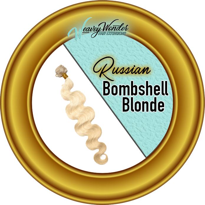 Image of Virgin Russian Bombshell Blonde