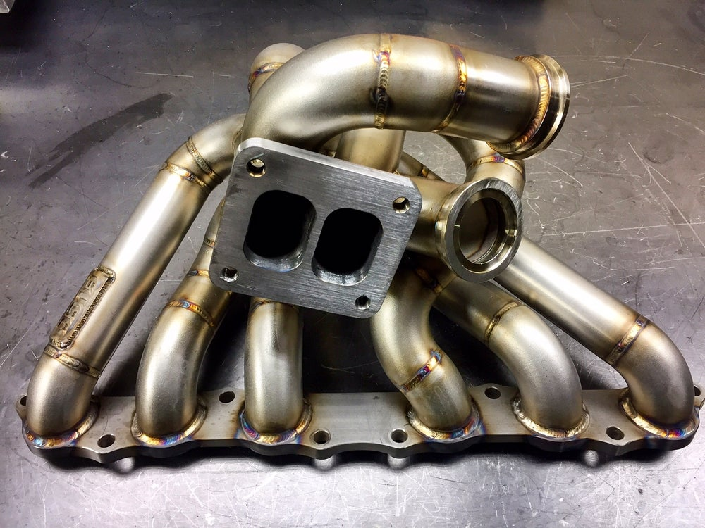 Image of Twin Scroll 2JZGE Manifold