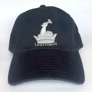 Image of Legitimus Cap Black
