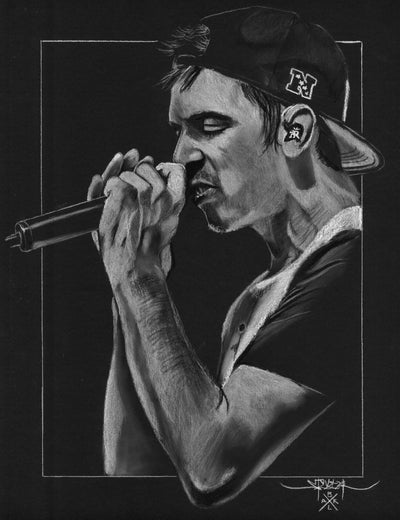 Image of Grieves 11x14 print