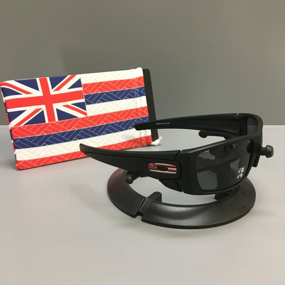 Image of HAWAIIAN ICON Oakley Fuel Cell NON-POLARIZE