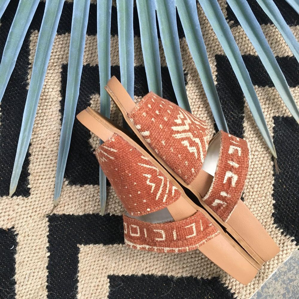 Image of •Yinka• slide sandal