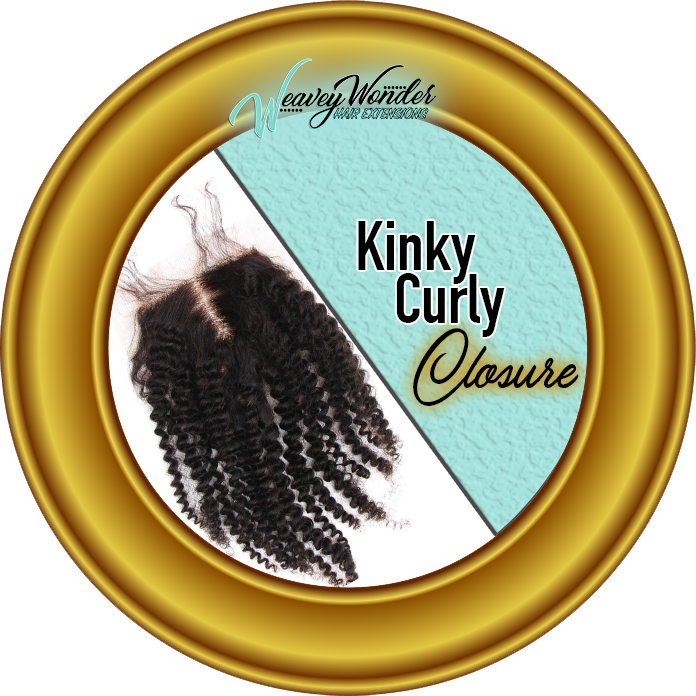 Image of Kinky Curly Closure