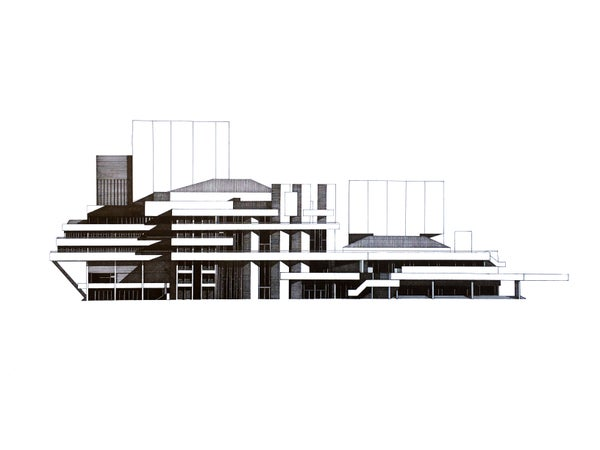 Image of National Theatre. London