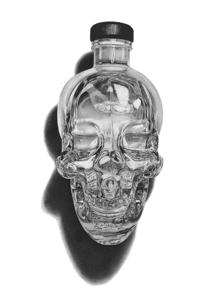 Image of Crystal head