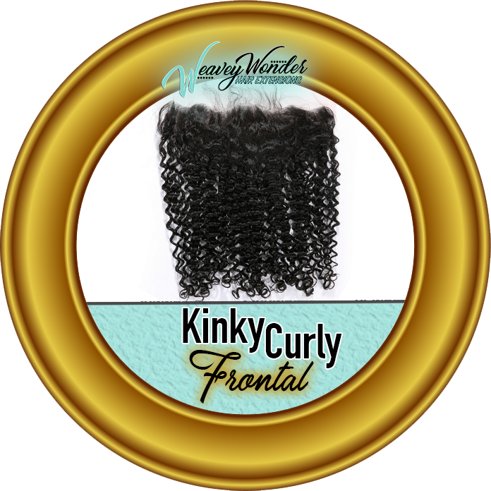 Image of Kinky Curly Frontal