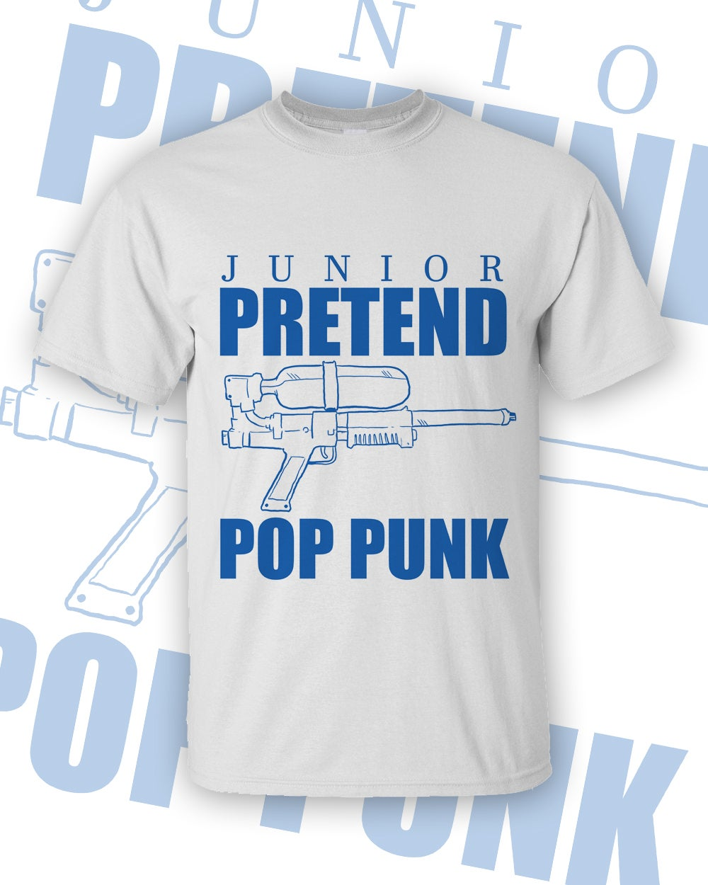 "Image of ""Pretend Pop Punk"" Shirt"