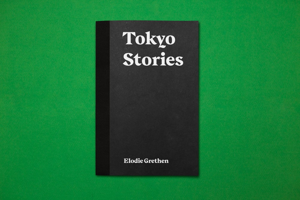 Image of Tokyo Stories — The book