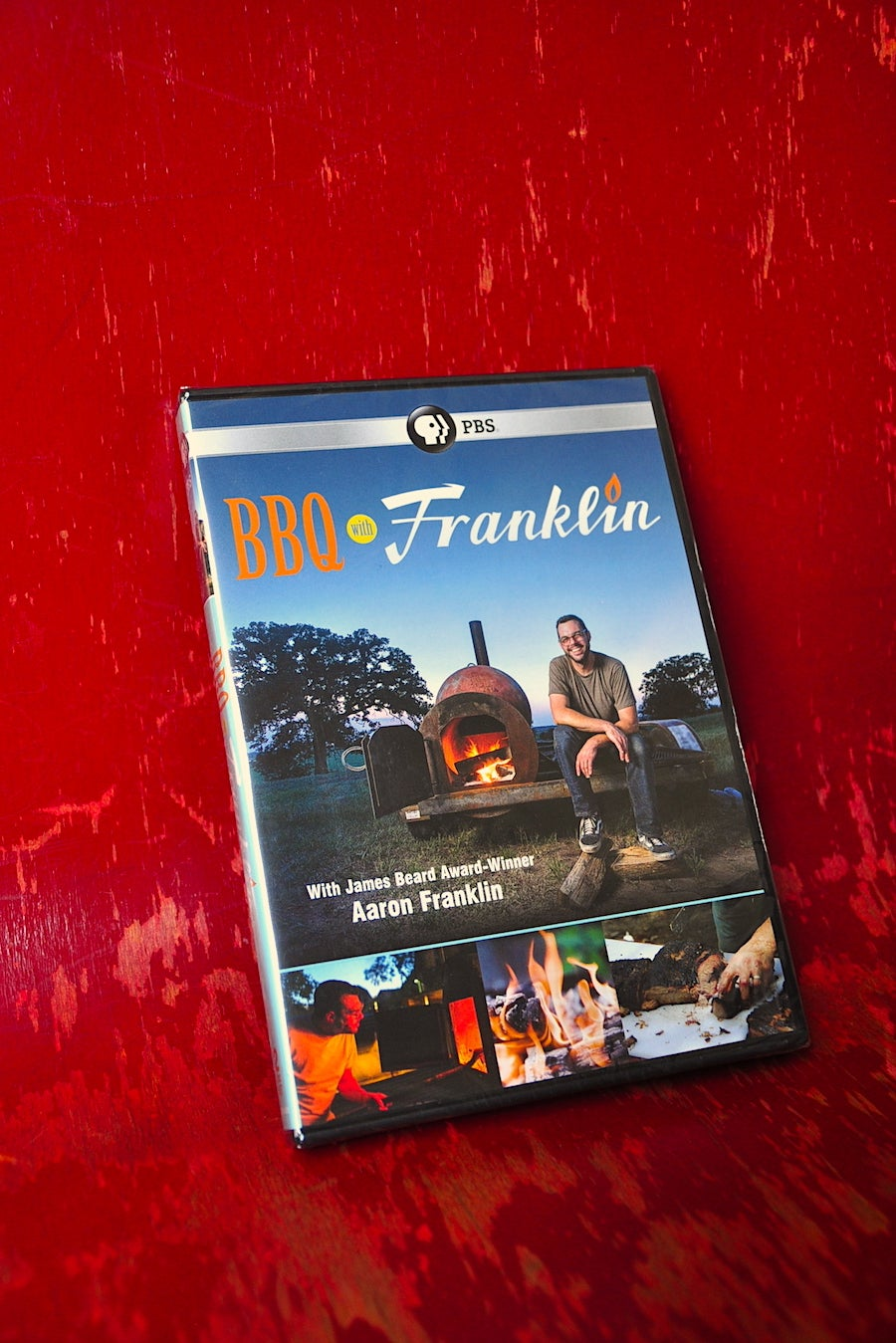 Image of DVD : BBQ With Franklin