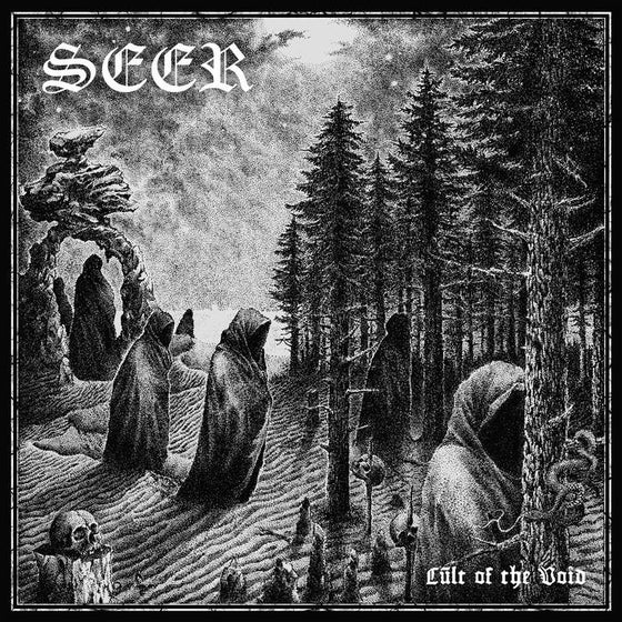 Image of SEER - CULT OF THE VOID (WLRO4) (Cassette)