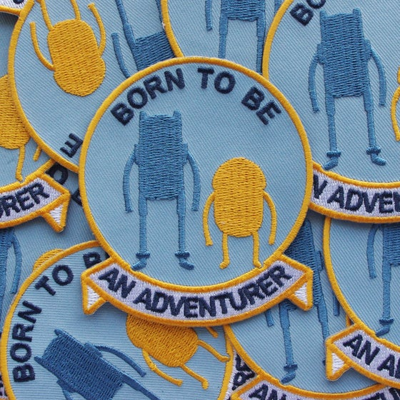 Image of Adventure Time Patch