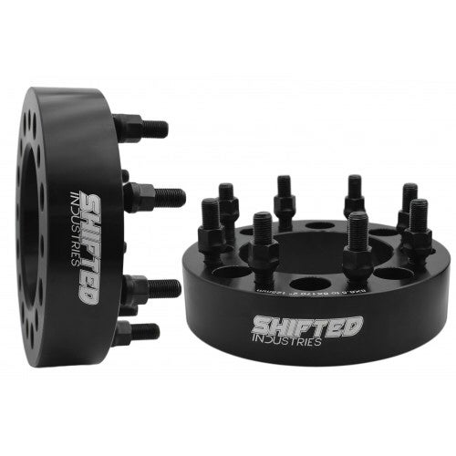 Image of Shifted Industries Wheel Spacers (8 Lug)