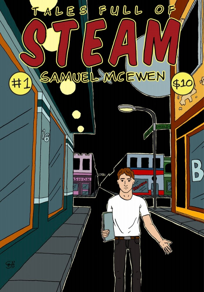 Image of Tales Full Of Steam #1
