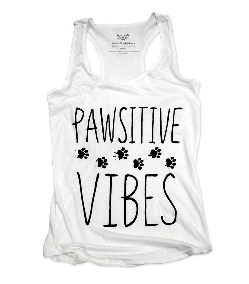 Image of Pawsitive Vibes Tank