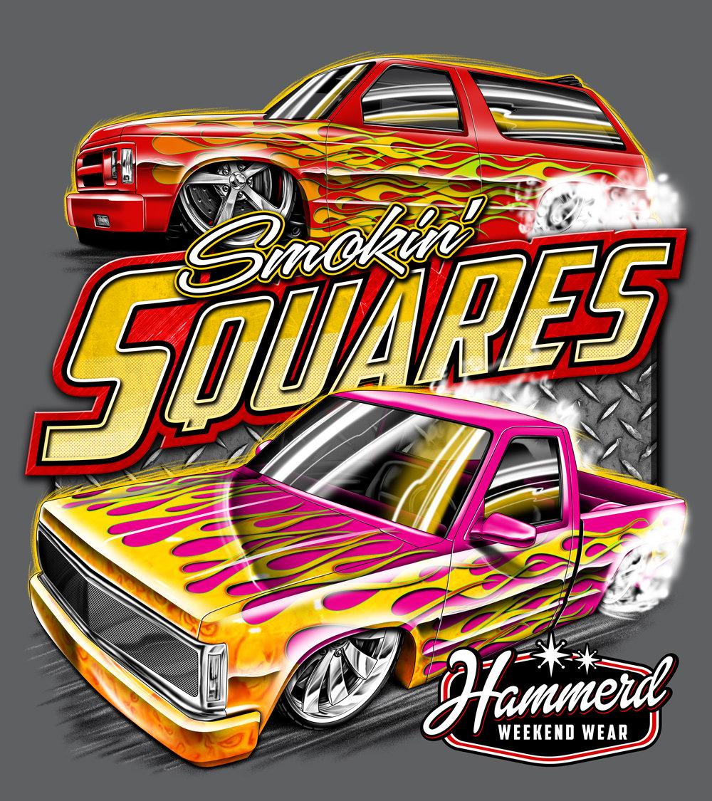 Image of Smokin' Squares