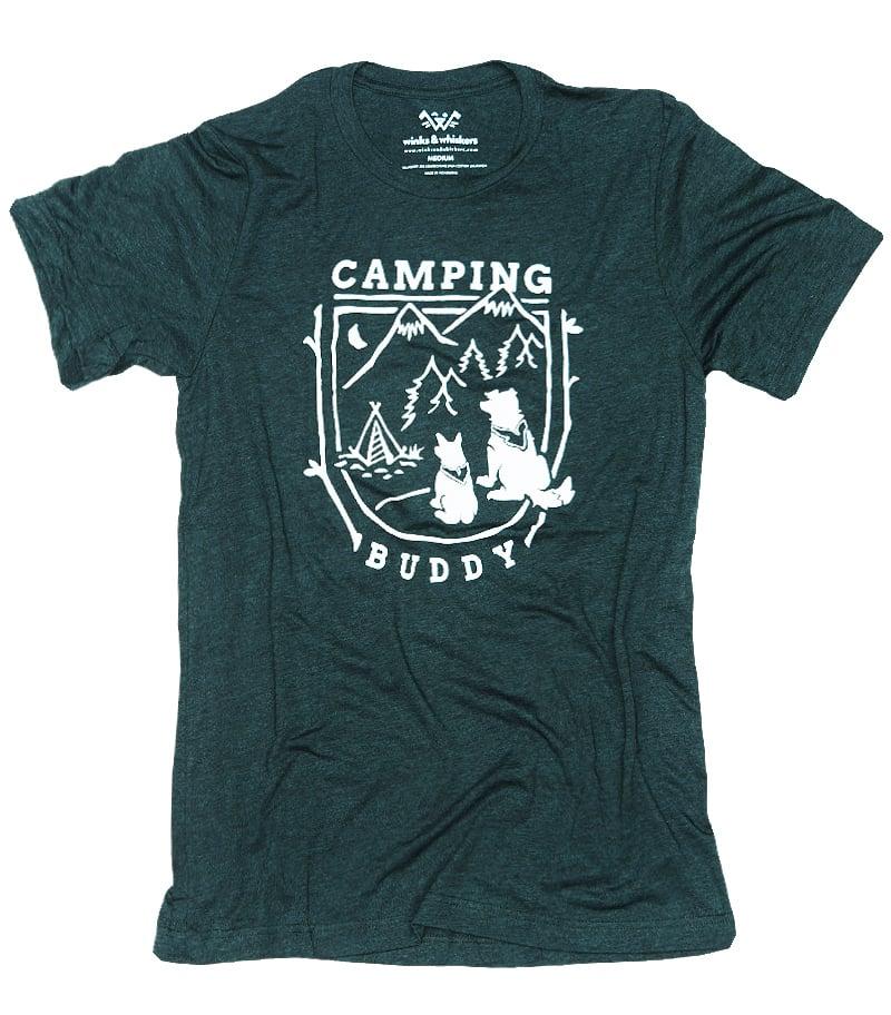 Image of Camping Buddy Tee - Emerald