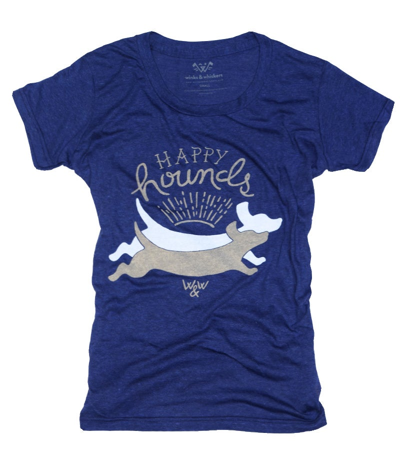 Image of Happy Hounds Tee
