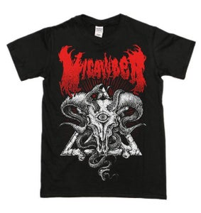 Image of Cattle Skull Tee