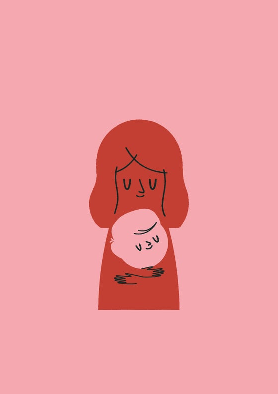 Image of Mother & Child