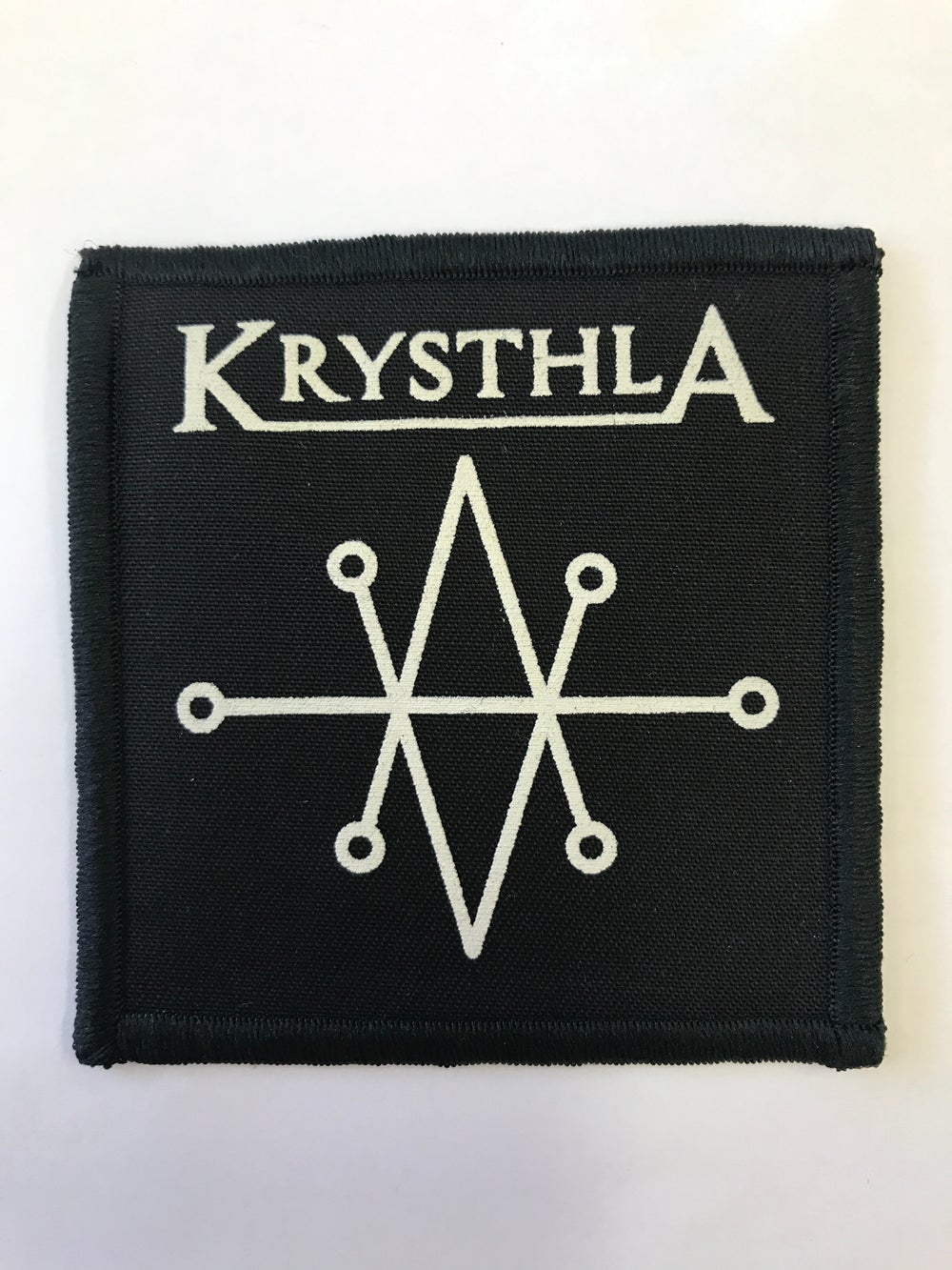 Image of Krysthla Patch (8cm x 8cm)