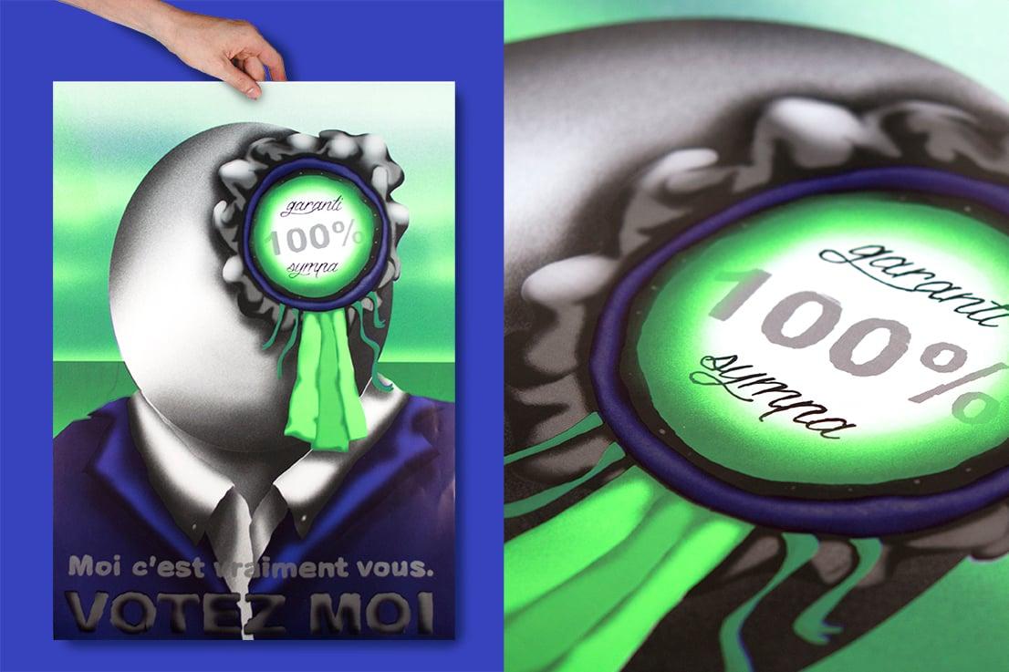 Image of Hors-série - Affiches > les Élections