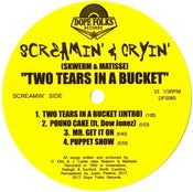 "Image of SCREAMIN' & CRYIN' ""TWO TEARS IN A BUCKET"" EP"
