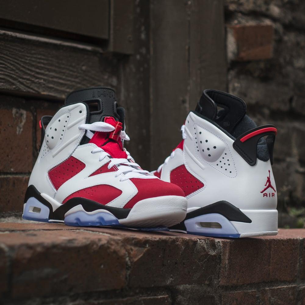 "Image of Air Jordan 6 ""Carmine"""