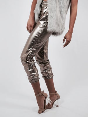 Image of Chrome Joggers