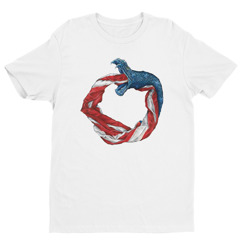 Image of Ameroboros t-shirt