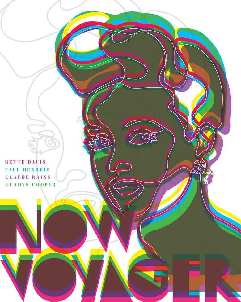 "Image of Poster for ""Now, Voyager"""