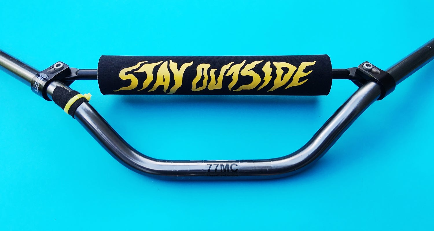 Image of Coming soon! Stay Outside - Brace Bar Pad