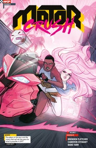 Image of MOTOR CRUSH VOLUME 1 HEROES EXCLUSIVE