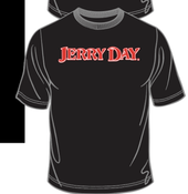 Image of Jerry Day Logo Tee