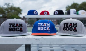 Image of Team Soca Hat Version 1