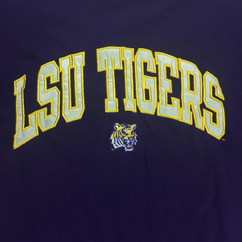 Image of LSU tiger T-shirt