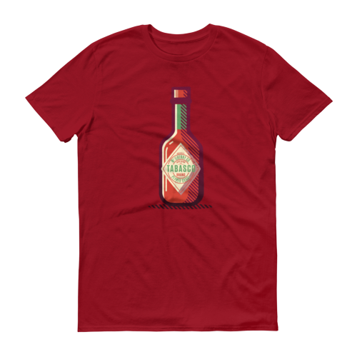 Image of Flavour Town - Tabasco Tee